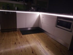 Kitchen & Cabinet Lighting