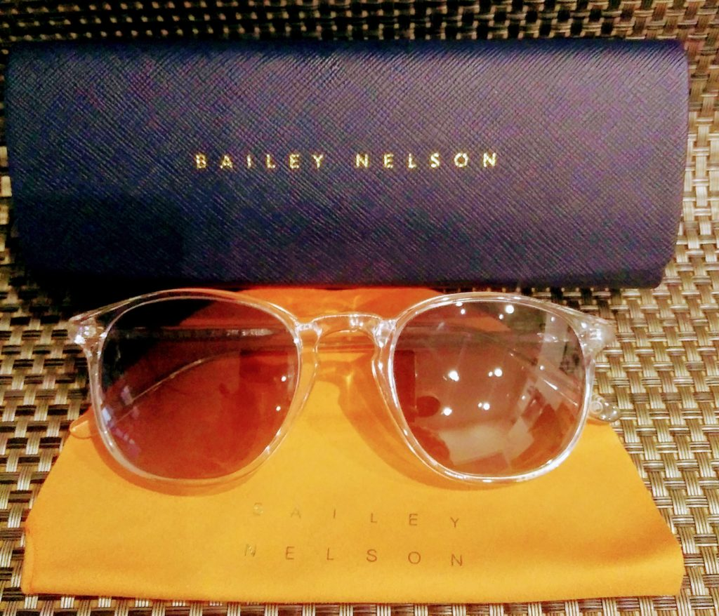 Review Bailey Nelson sunglasses